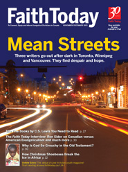 Mean Streets Magazine Cover