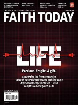 May Faith Today Cover