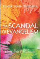 the scandal of evangelism book