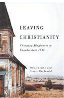 leaving christianity changing allegiances in canada